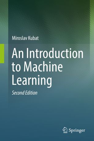 (E-book) An Introduction to Machine Learning