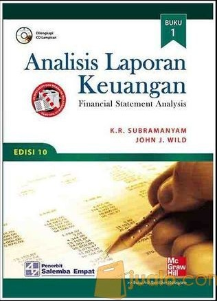 Analisis Laporan Keuangan : Financial Statement Analysis (Edisi 10 Buku 1)