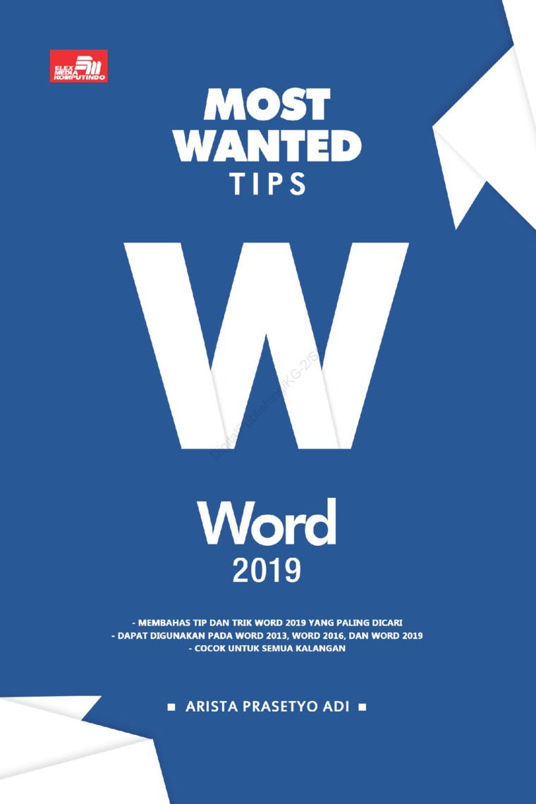 Most Wanted Tips Word 2019