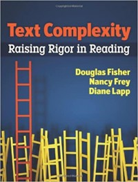 Image of Text complexity raising rigor in reading