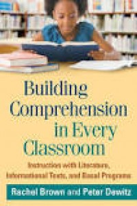 Image of Building Comprehension In Every Classroom